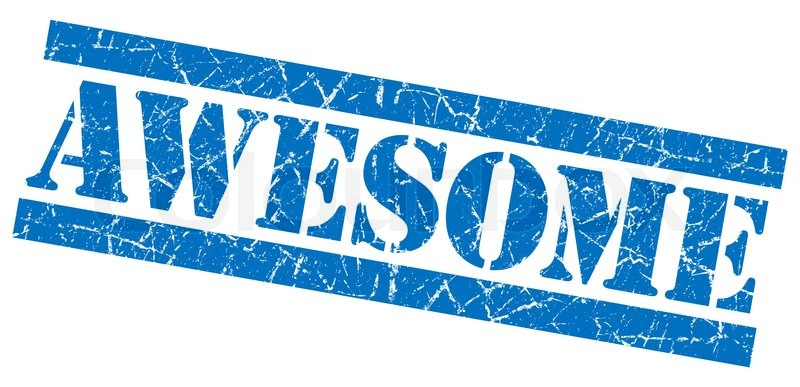 8107859-awesome-grunge-blue-stamp